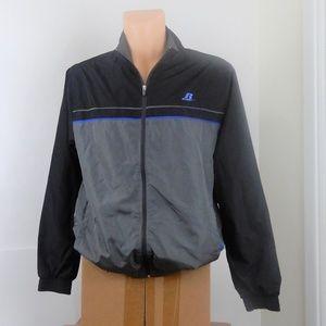 R Russell Athletic Mens 2 Pocket Jacket
